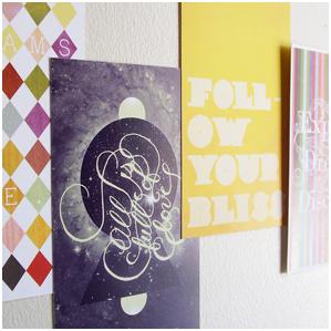 Type Prints