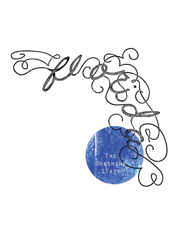Calligraphic States - Florida