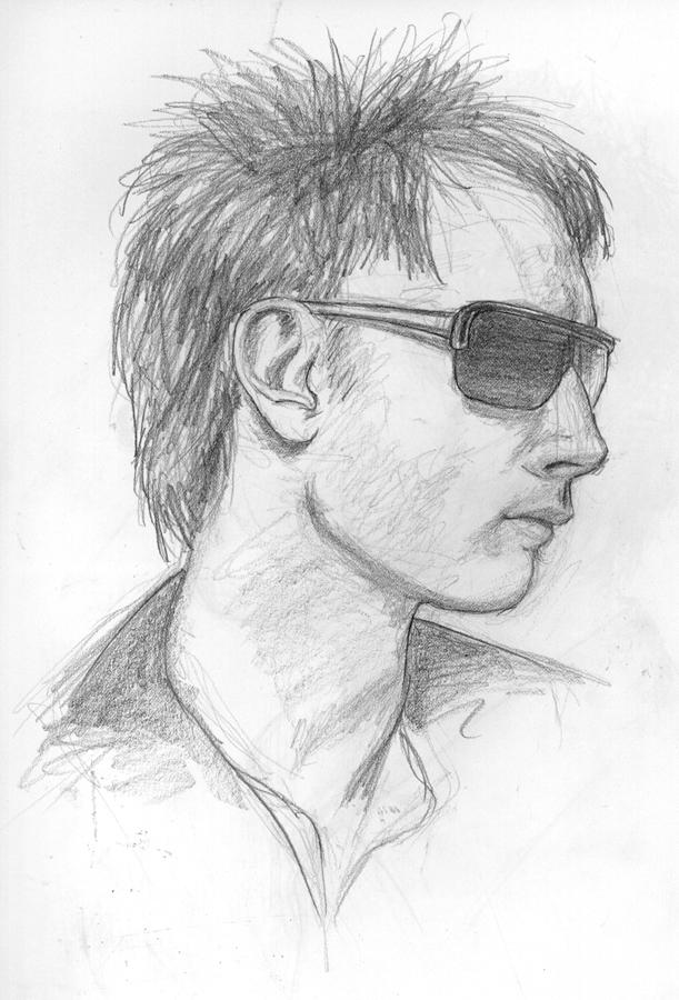 Thom, graphite