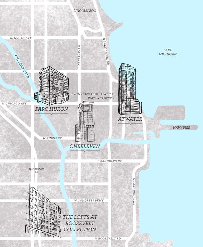 The Bozzuto Group - Chicago Properties