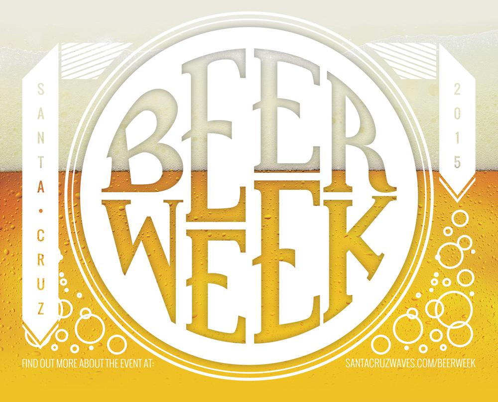 Santa Cruz Waves 2015 Beer Week