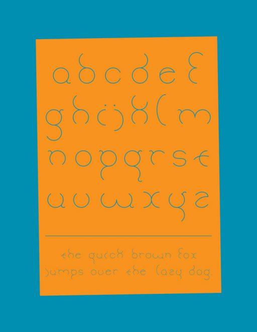Font - Circles