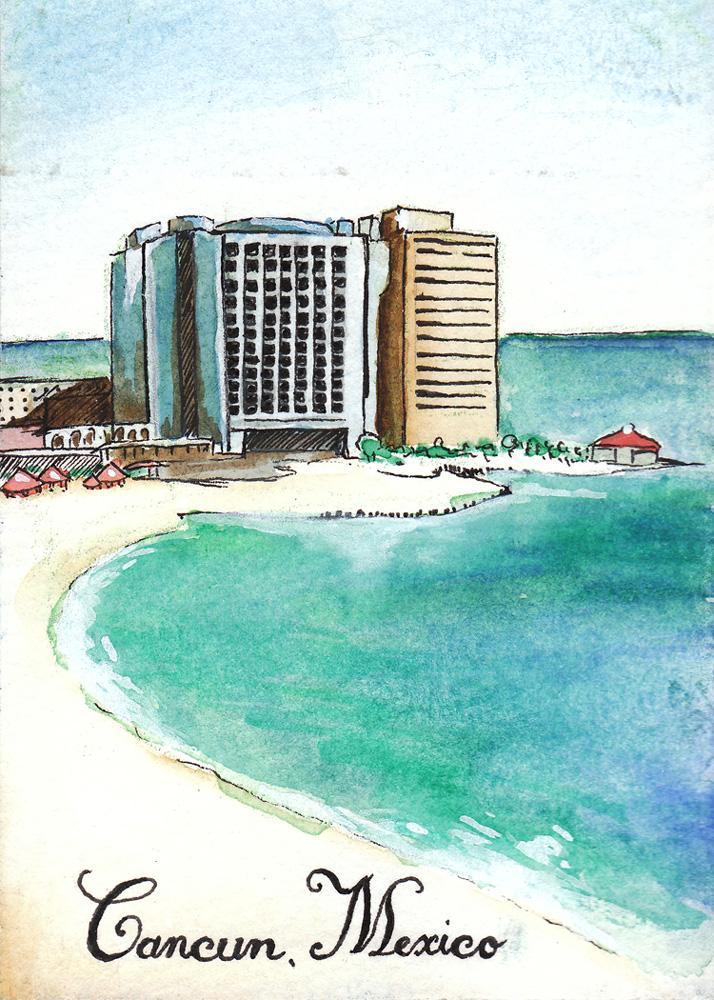 Destinations - Cancun