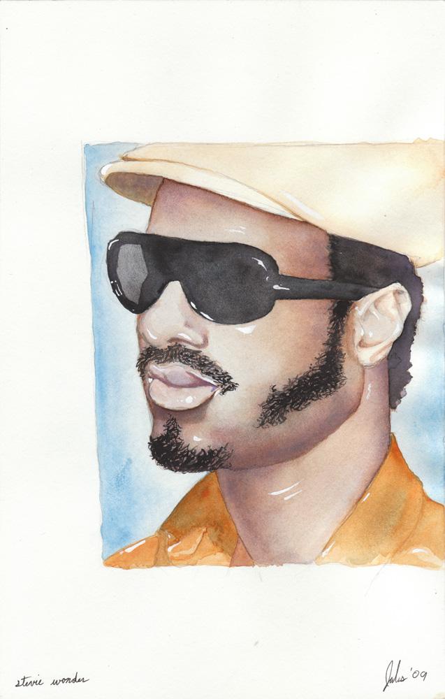 Famous - Stevie Wonder