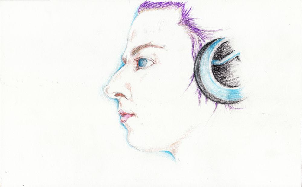 Headphones Self