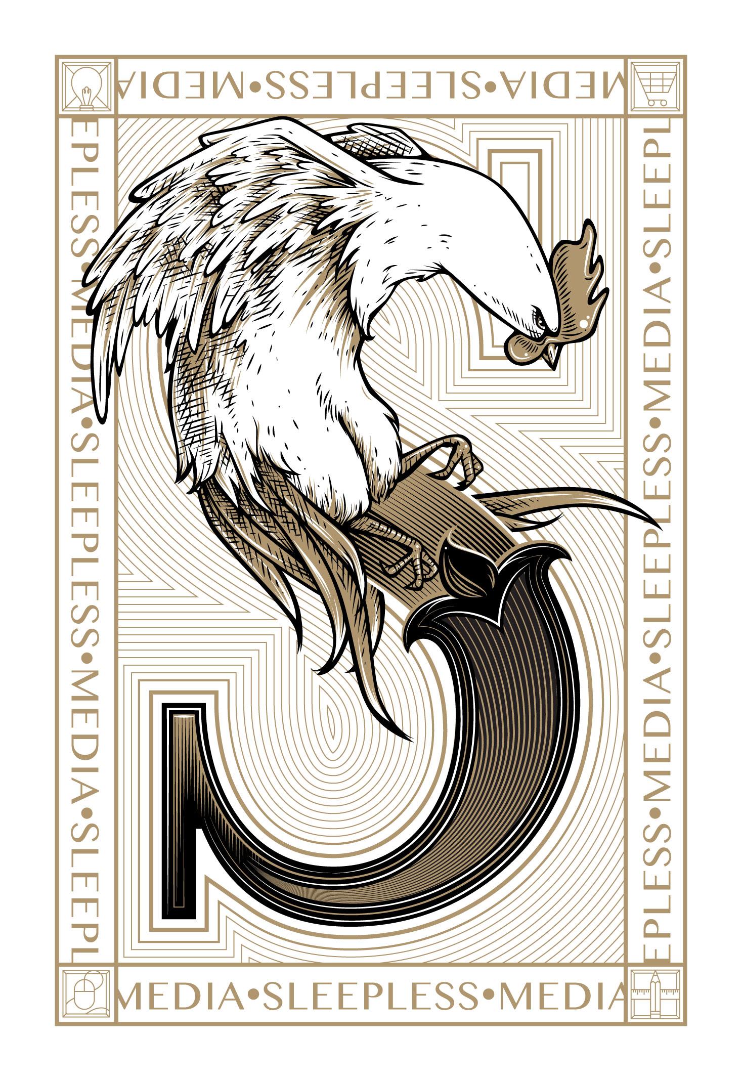 Sleepless Media - Ornate Rooster