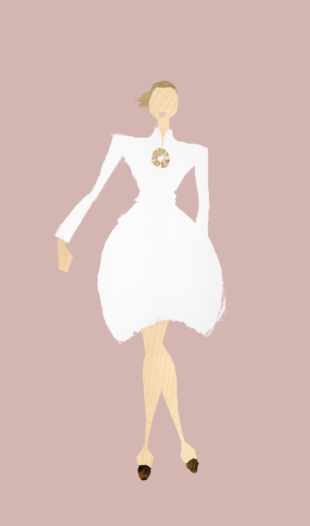 Valentino - Fall 2008 Couture - 01