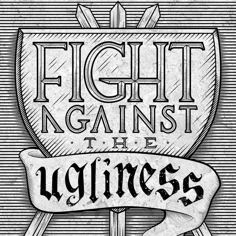 Fight the Ugliness - Massimo Vignelli