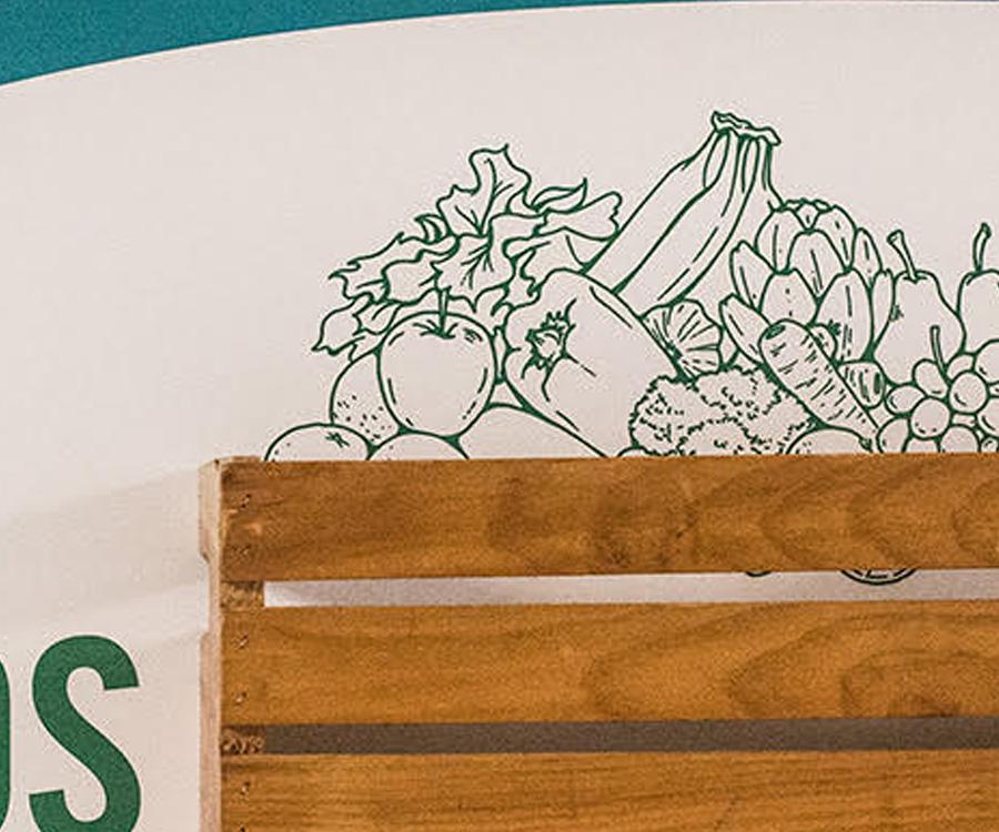 Plantronics' Philanthropy Wall